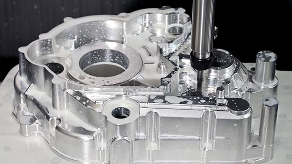 5-axis machining service processing