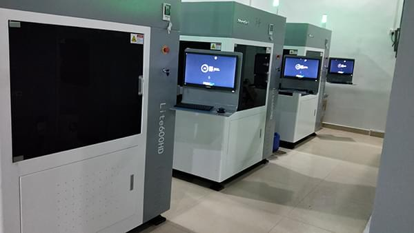 Which industry sectors will Bole 3D printing technology affect?